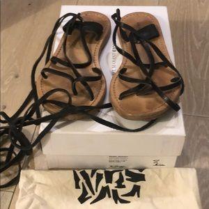 Isabel marant Bartolome Wrap sandals